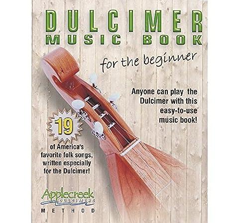Apple Creek ACB10 Dulcimer Music Book for the Beginner - Dulcimer Book
