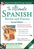 img - for Ultimate Spanish Review and Practice with CD-ROM, Second Edition (UItimate Review & Reference Series) book / textbook / text book