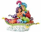 Romero Britto Disney Jasmine Aladdin 25th Anniversary Pop Art Figurine 4055689