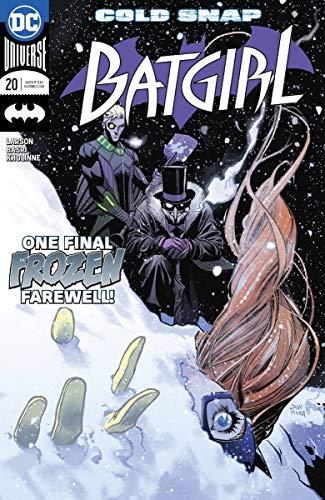 Batgirl #20 -
