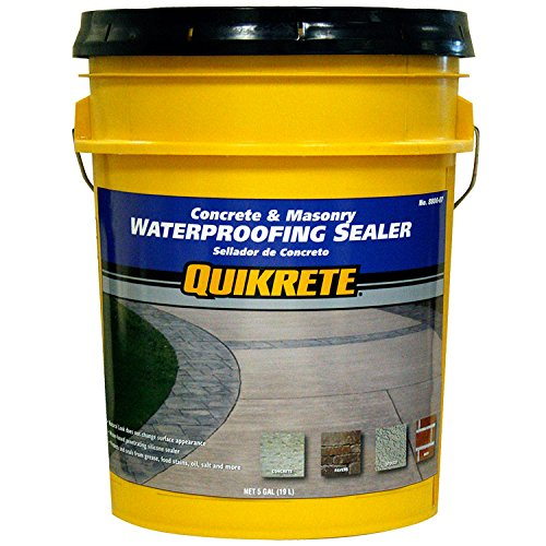 Quikrete Waterproofing Sealer 5 gal