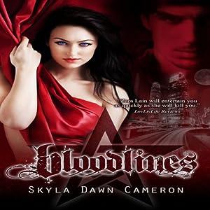 Bloodlines Audiobook