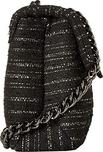 Black Kurt London Geiger Crossbody Womens Tweed Mayfair fYnrYWqpv