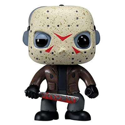 Funko Pop Friday the 13th Jason Voorhees: Funko Pop! Movies:: Toys & Games