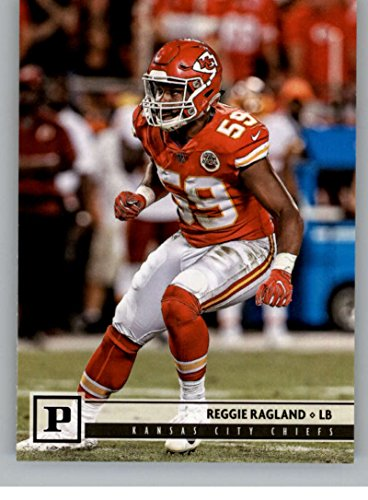 2018 Panini NFL Football #144 Reggie Ragland Kansas City Chiefs Official Trading ()
