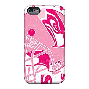 Durable Hard Phone Covers For Apple Iphone 6 With Provide Private Custom Trendy Seattle Seahawks Image KimberleyBoyes