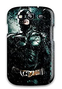 Galaxy S3 The Dark Knight Rises 64 Tpu Silicone Gel Case Cover. Fits Galaxy S3