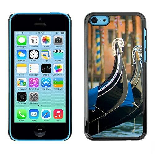 Premio Sottile Slim Cassa Custodia Case Cover Shell // V00002680 Venise // Apple iPhone 5C