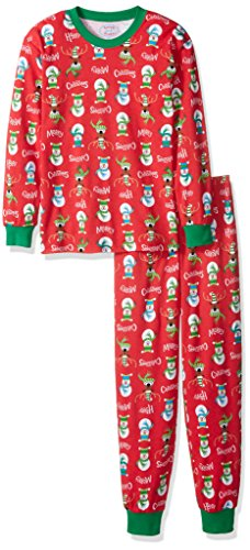 Sara's Prints Little Boys' Super Soft Relaxed Fit Pajama ...