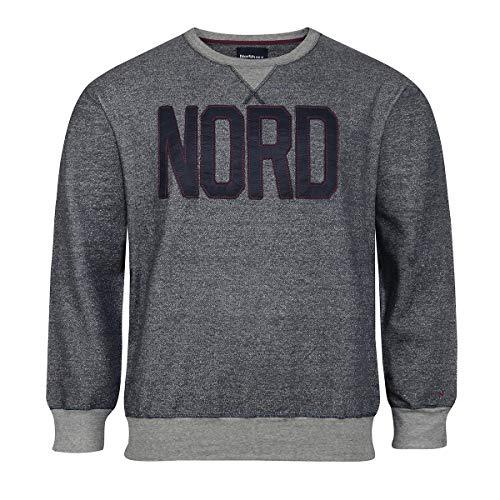 56°4 North Surdimension À Moucheté Marine Sweatshirt Mode Allsize La wO6nqBUznx
