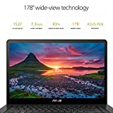 ASUS ZenBook Pro UX550VE-DB71T 15.6-inch NanoEdge FHD Touch Gaming Laptop, Intel Core i7-7700HQ, GTX 1050Ti, 16GB DDR4, PCIE NVMe 512GB SSD, Windows 10, Backlit KB, Fingerprint, Black, Ultrabook