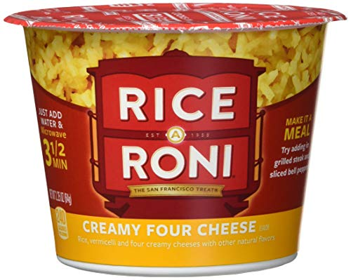 (Rice a Roni Cups, Individual Cup 2.25 Ounce (Pack of 12 ) )
