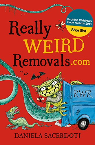 Really Weird Removals.com (Kelpies)