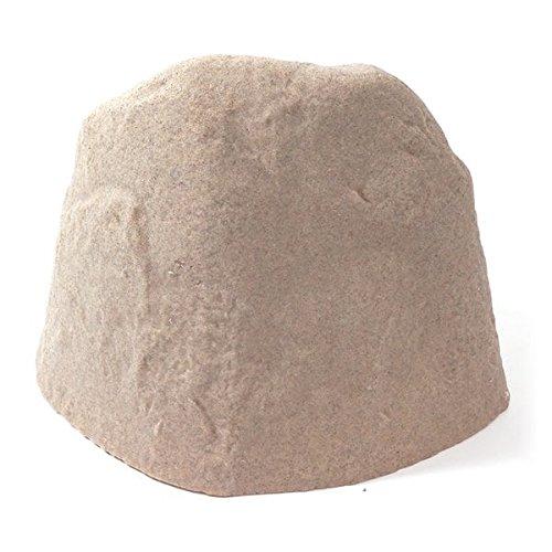 MD Group Garden Stone Medium Rock Sandstone High Density Polyethylene Lawn Architectural (Architectural Stone)