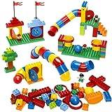 LEGO 9076 Duplo - Juego de tubos para experimentar (147 piezas, para niños de 18 meses en adelante)