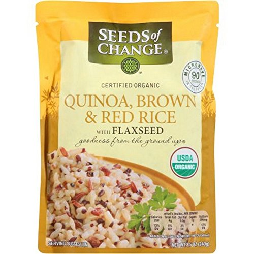 Seeds Of Change Quinoa Brown & Red Rice by SEEDS