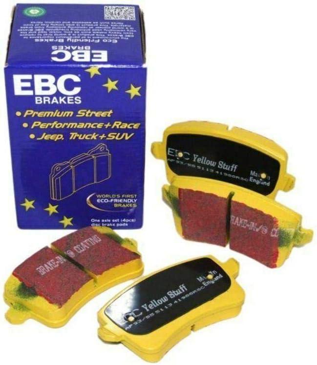 EBC Brakes DP41005R Yellowstuff Street and Track Brake Pad