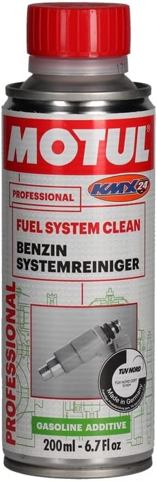 Motul Fuel System Clean Kraftstoffsystemreiniger 200ml Auto