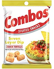 COMBOS Baked Snacks - Cracker, Tortilla and Other Varieties