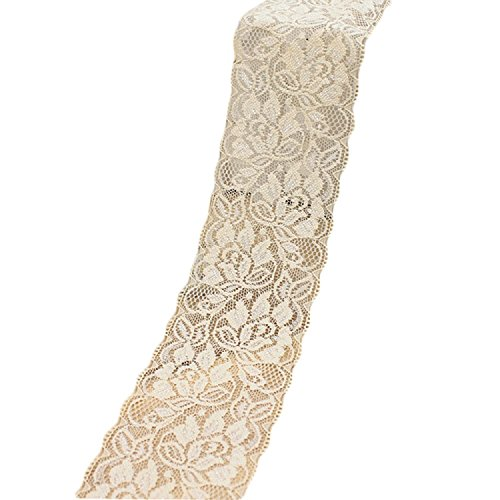 Lace Applique Trim - 6