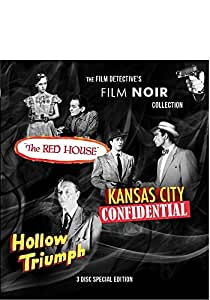 The Film Detective's Film Noir Collection [Blu-ray]