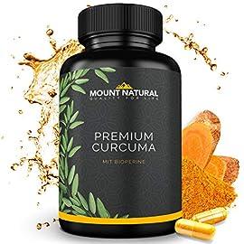 Mount Natural Curcuma Kapseln