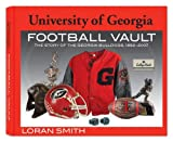 The University of Georgia Football Vault (College Vault)