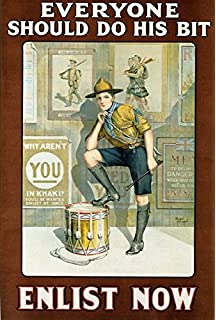 World War 2 Guinness Advertisement Poster A3 A2 Print