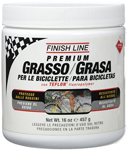 Shimano Grease - Finish Line Premium Grease made with Teflon Fluoropolymer, 3.5 Ounce