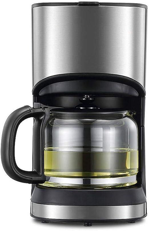 LTLWSH Máquina de café, 800W cafetera de Filtro con Filtro ...