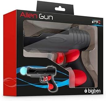 Big Ben PS3 Move Alien Gun - Volante/mando (Pistola, PC, Playstation 3, Inalámbrico)