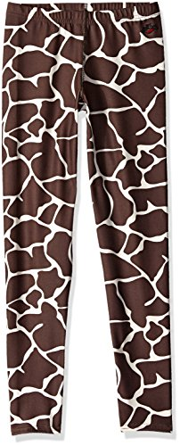 Hot Chillys Youth Originals II Print Ankle Tights, Giraffe, Small ()