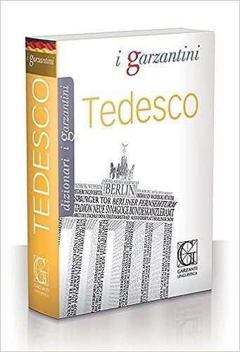Dizionario tedesco Garzanti