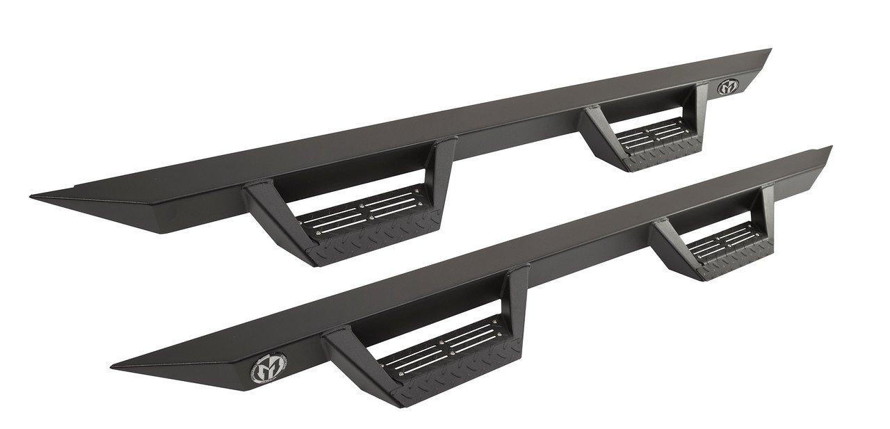ICI Magnum RT Steps RTS31DG - Step Bars for 2016 Dodge Ram 1500/2500/3500 Crew Cab