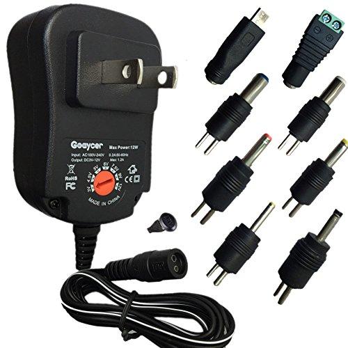 9v 200ma Power Adaptor - 1