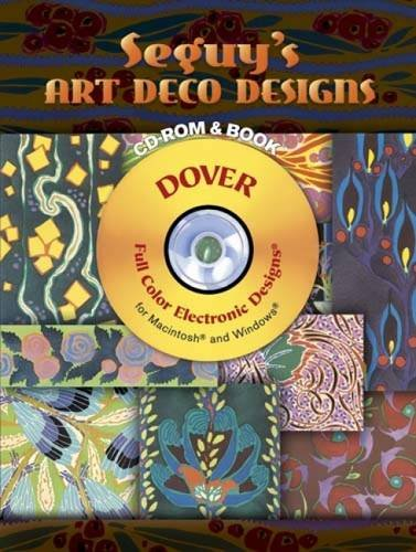 - Seguy's Art Deco Designs CD-ROM and Book (Dover Electronic Clip Art)