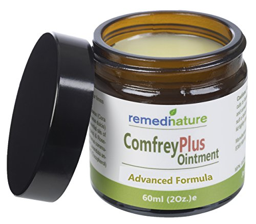Comfrey Uses Skin Care - 4