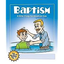 Baptism: A Bible Study Wordbook for Kids (WordBooks)