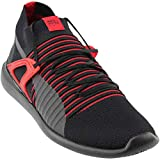 PUMA Mens Scuderia Ferrari Evo Cat X Nice Kicks SMU Casual Athletic & Sneakers Black