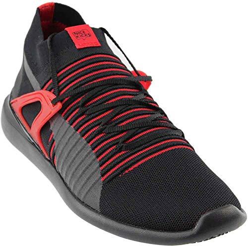PUMA Mens Scuderia Ferrari Evo Cat X Nice Kicks SMU Casual Athletic & Sneakers Black