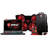 XOTIC MSI GS63VR STEALTH PRO-078 W / FREE BUNDLE! - 15.6 FHD 120HZ Matte Screen | Intel Core i7-7700HQ | NVIDIA GeForceGTX 1070 8G | 32GB | 1TB SSD | 1TB HDD | Win 10