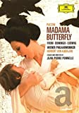 DVD - Puccini - Madama Butterfly