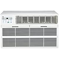 PerfectAire 3PATWH14002 Heat/Cool Air Conditioner with Remote Control, White