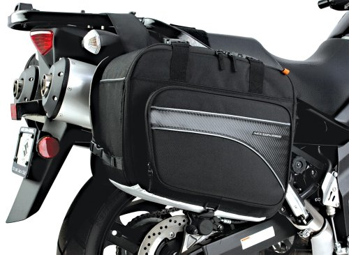 Nelson-Rigg CL-855 Touring Motorcycle Saddlebags (Nylon Motorcycle Saddlebags)