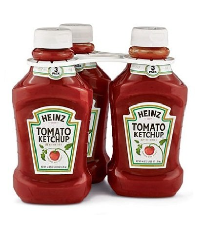 Price comparison product image Heinz Tomato Ketchup (44 oz. bottle,  3 pk.)