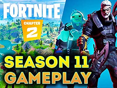 Clip: Fortnite Chapter 2 Season 11 New Sniper Gameplay on The New Map