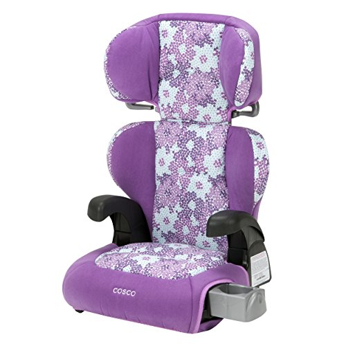 Cosco Pronto Belt-Positioning Booster Car Seat, Petal Pallet (Belt Positioning Booster Car Seat compare prices)