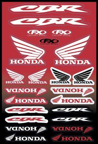 Factory Effex 15-68300 OEM Universal Graphic Kit for Honda -