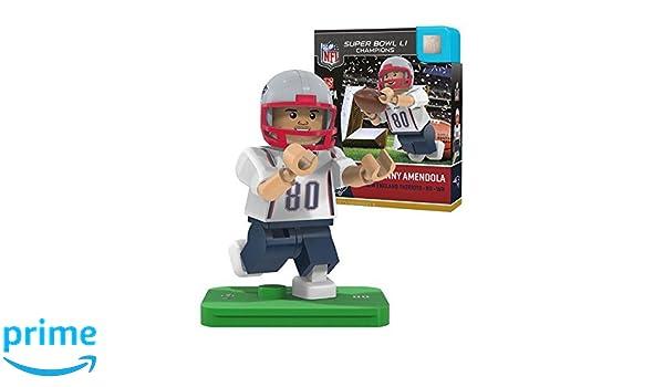 Amazon.com: Danny Amendola NFL OYO New England Patriots Super Bowl ...
