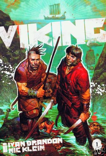 VIKING COMIC #1 (VOLUME 1) pdf epub